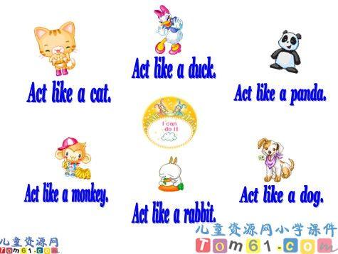 Unit4课件11 人教版小学PEP英语三年级上册课件 中国儿童资源网 -图片