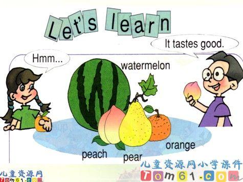 Unit4课件26 人教版小学PEP英语三年级下册课件 中国儿童资源网 -图片