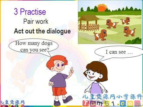 Unit3课件15 人教版小学PEP英语三年级下册课件 中国儿童资源网 -图片