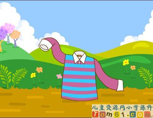 幼儿英语教案clothes