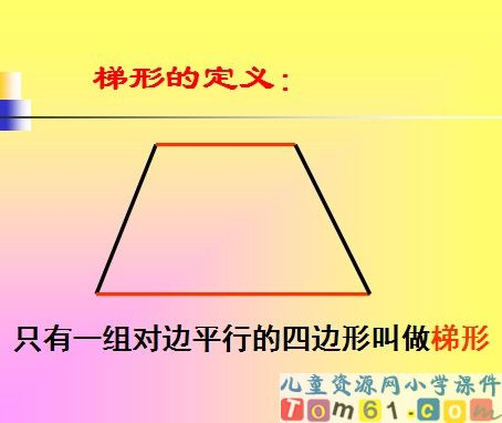 平行四边形和梯形的认识课件4