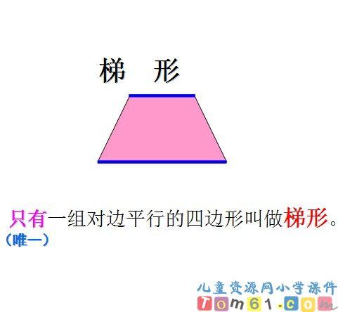平行四边形和梯形的认识课件16