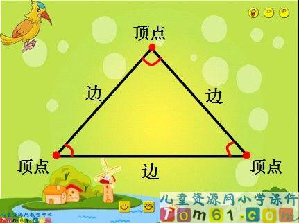 三角形的特性课件7_人教版小学数学四年级下册课件