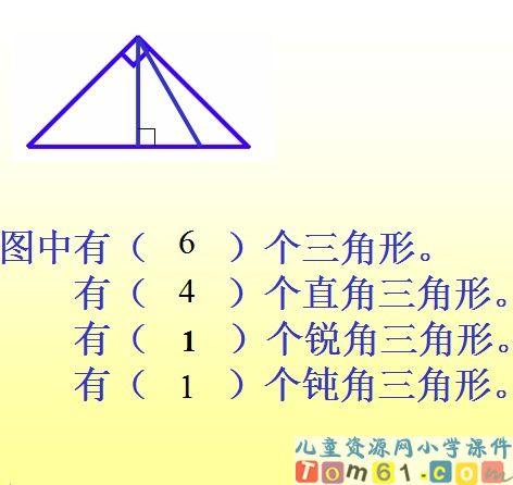 三角形的分类课件19_人教版小学数学四年级下册课件
