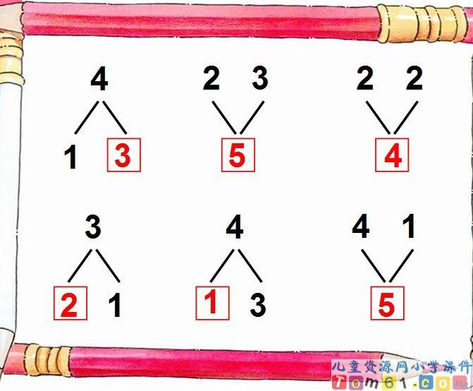 加法课件2-人教版小学数学一年级上册课件-中国儿童