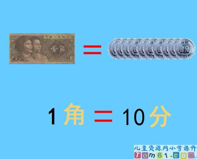 认识人民币课件52