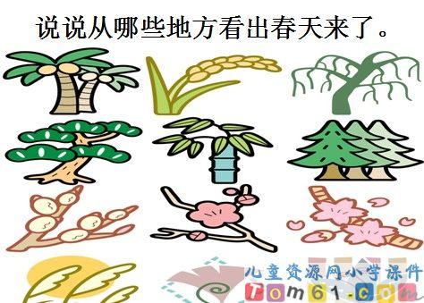找春天课件12-人教版小学语文二年级下册课件-中国