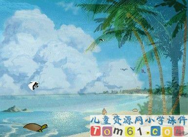 富饶的西沙群岛课件3