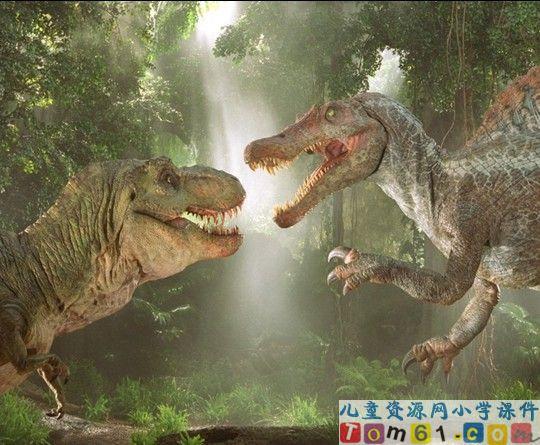 四年级恐龙手抄报