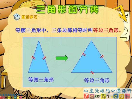 三角形的分类课件7_人教版小学数学四年级下册课件