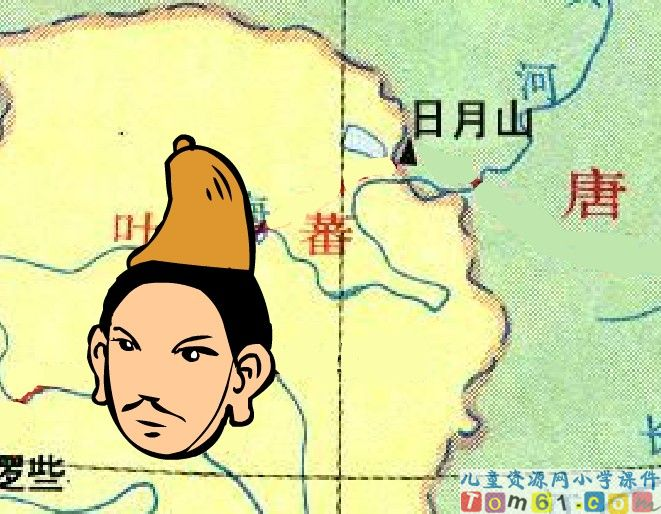 日月潭的传说,文成公主   一位是来自中土大唐的文成公主   文成公主