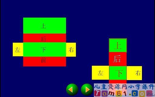 长方体和正方体的表面积课件1