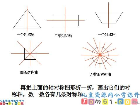 轴对称图形课件4