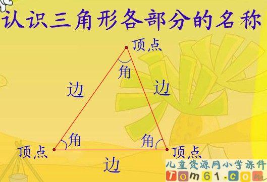 认识三角形课件1