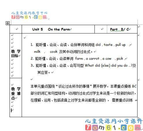 unit5课件30-苏教版小学英语六教案上册菱形-中年级及其性质说课稿图片