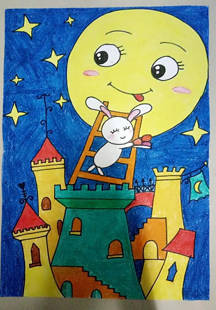 动物园-水彩画图集图片_儿童水彩画_少儿图库_中国